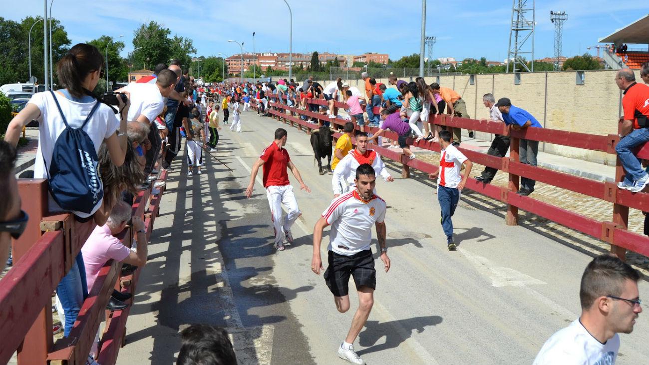 Encierros en San Fernando de Henares