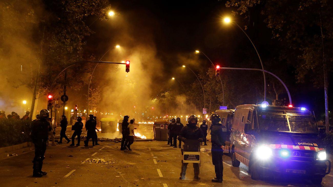 Especial informativo: noche de violencia en Barcelona 16.10.19