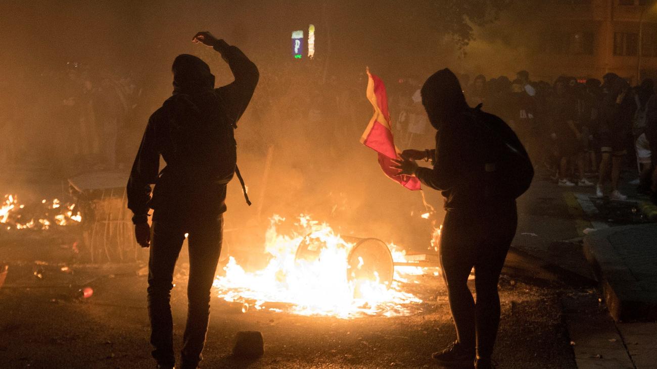 """Isabel Díaz Ayuso, sobre los disturbios en Cataluña: """"Siento mucho dolor y pena"""""""