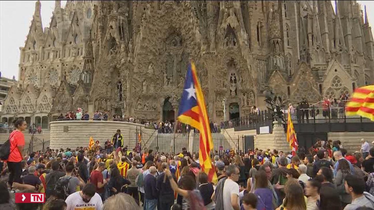 La huelga en Cataluña: Seguimiento inferior al 50% en la mayoría de sectores