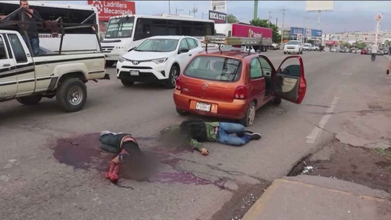 La captura de un  hijo del Chapo en México desata la violencia en Culiacán