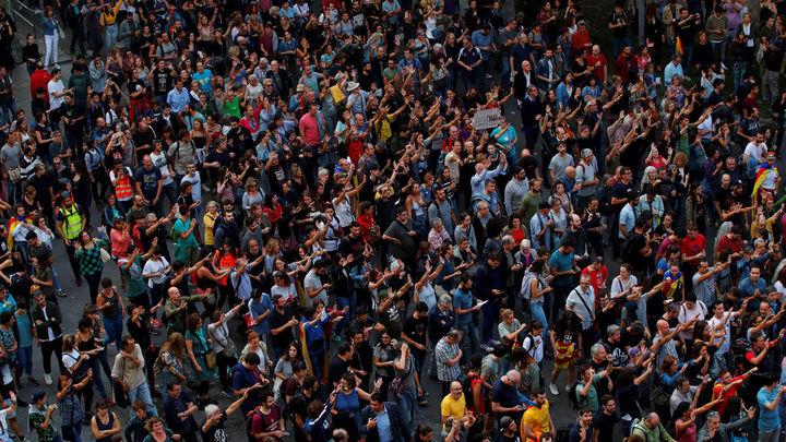 """La CUP desconvoca la manifestación de Barcelona contra la """"represión"""" y Buch"""