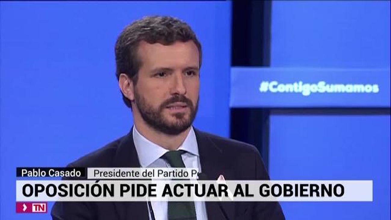 Telenoticias Fin de Semana 19.10.2019