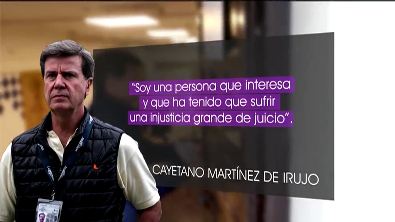 Cayetano Martínez de Irujo habla del distanciamiento con sus hermanos