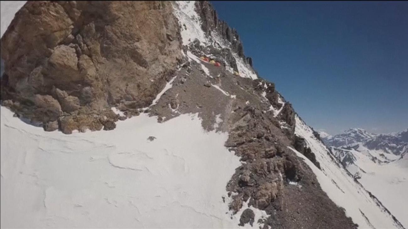 Muere un montañero madrileño en el Himalaya