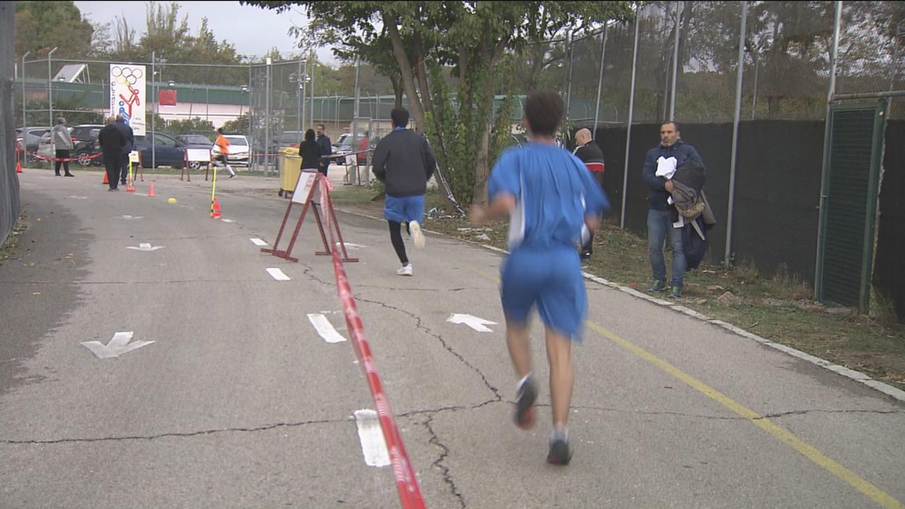 Valdelatas acoge las Olimpiadas entre centros de menores