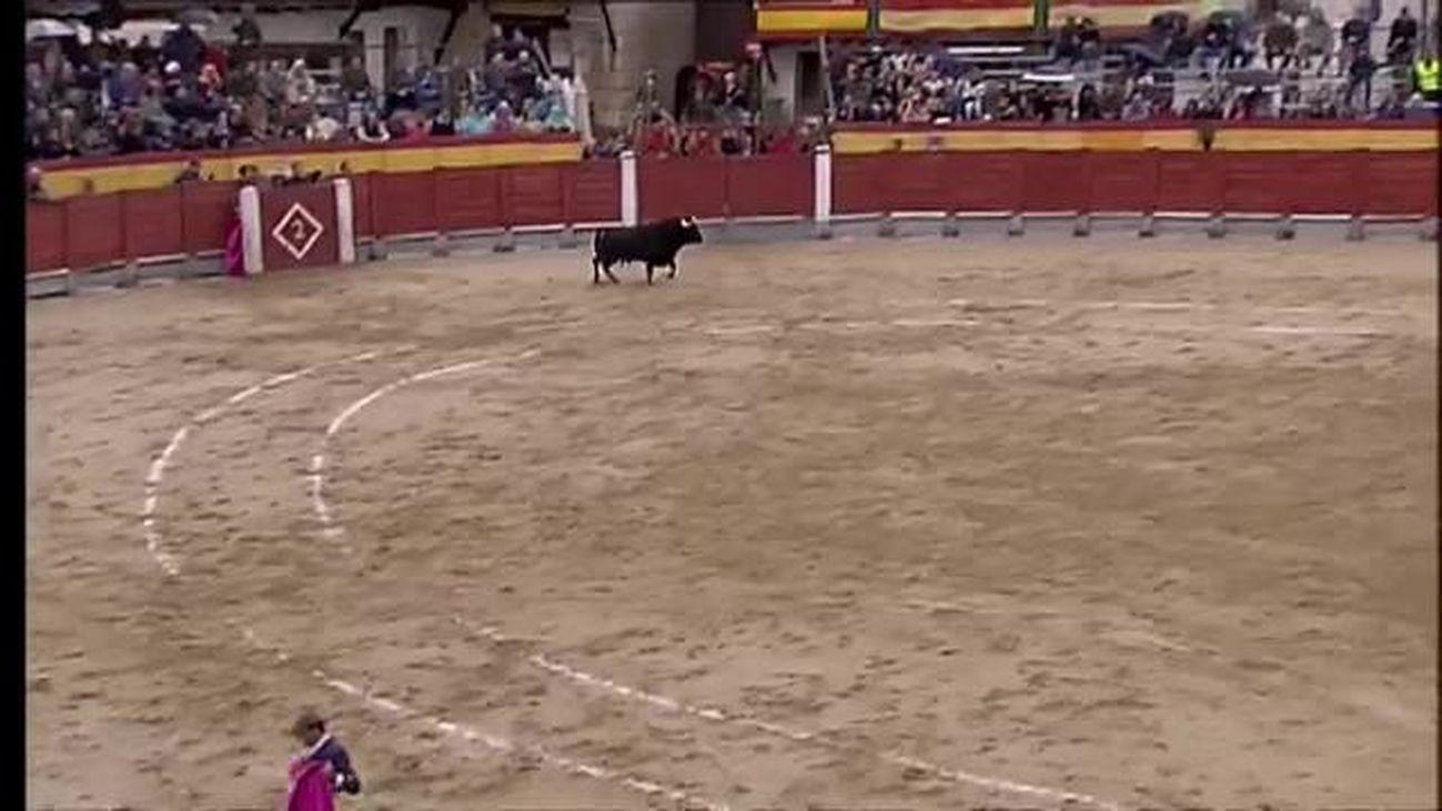 El triunfal festival de Chinchón pone punto y final a la temporada taurina en España