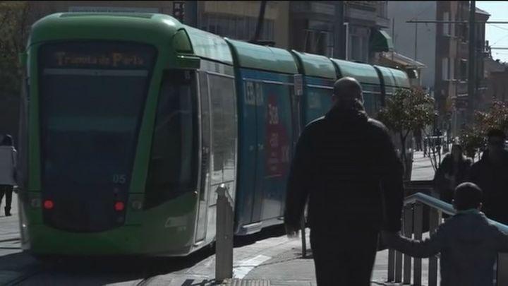 Huelga en el tranvía de Parla hasta el 25 de octubre