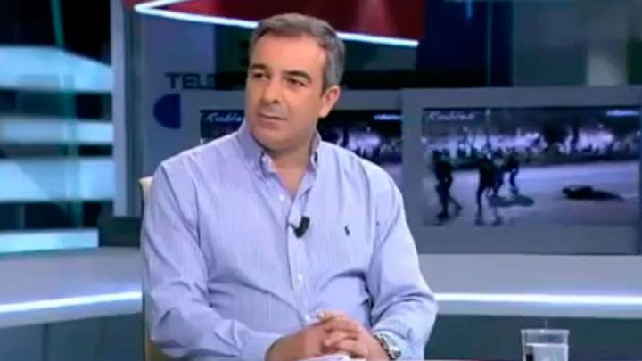 """Jacinto Morales """"Hemos actuado con proporcionalidad ante los violentos en Cataluña"""""""