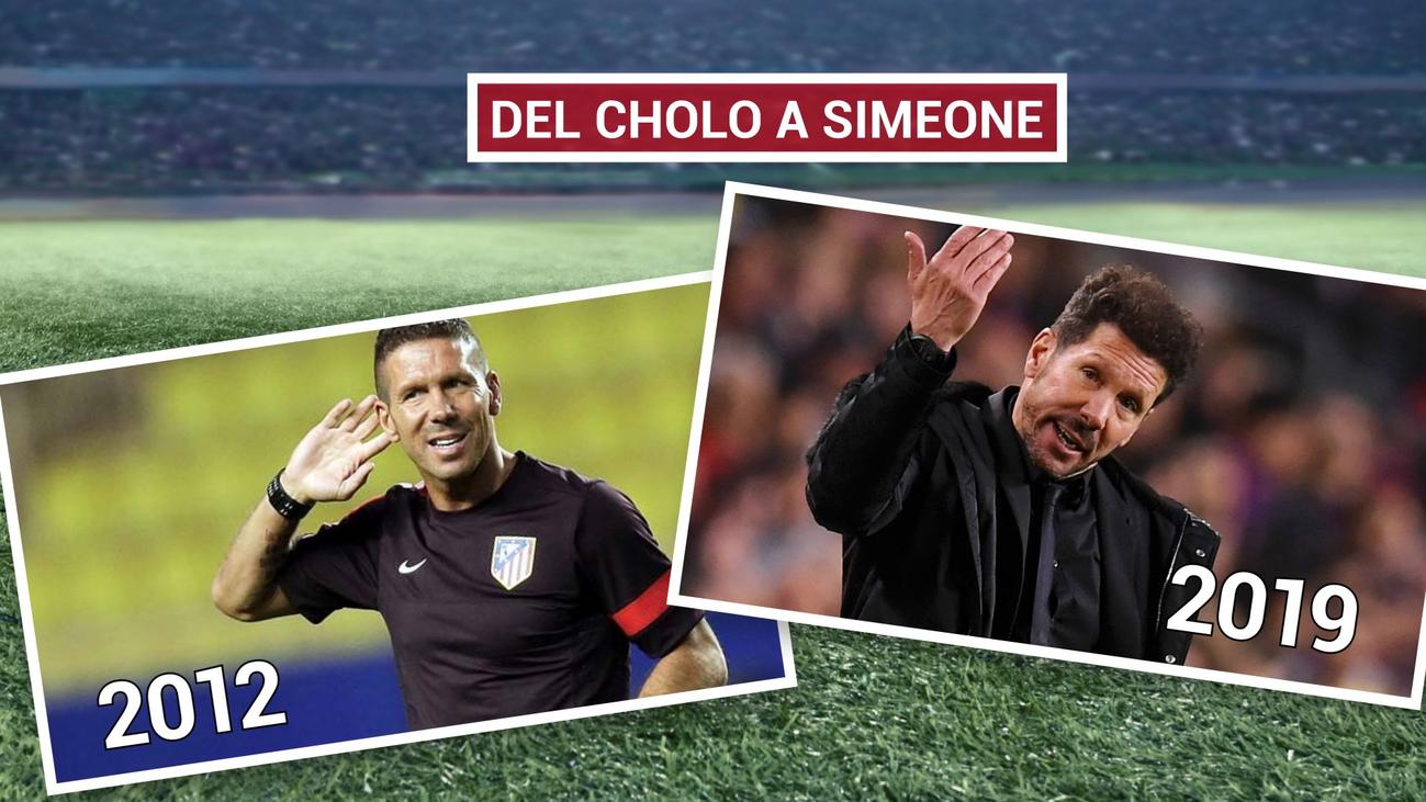 Simeone, ante su peor inicio en el Atlético de Madrid
