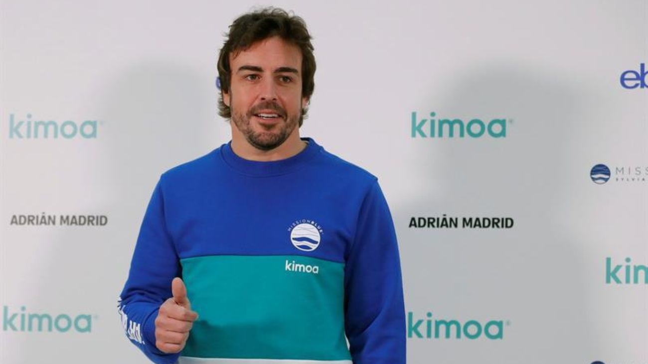 """Alonso: """"Solo un 1% de mi cabeza piensa en ganar el Dakar"""""""