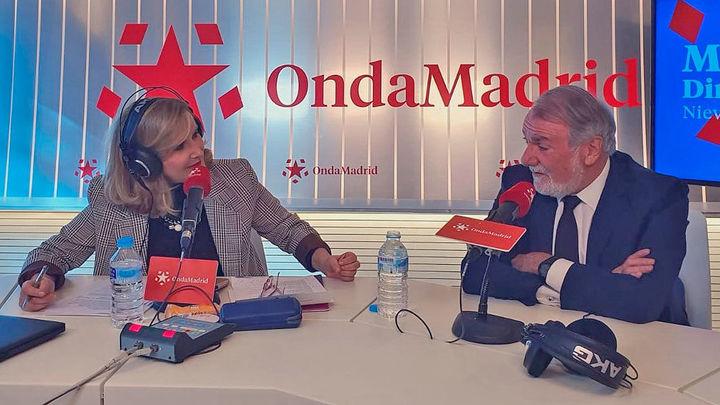 """Jaime Mayor Oreja : """"El desorden es la característica de la Europa de hoy"""""""