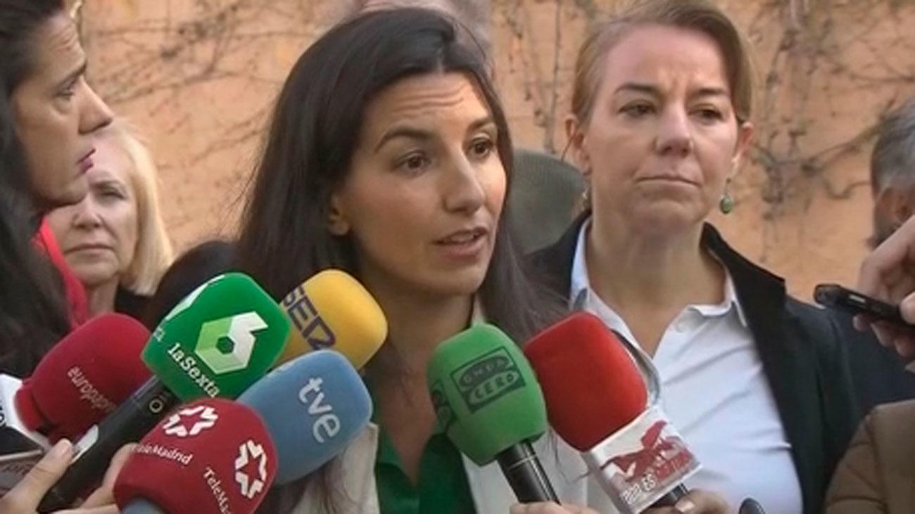 """Monasterio acusa a la Comunidad de Madrid de provocar un """"efecto llamada"""" de 'menas'"""