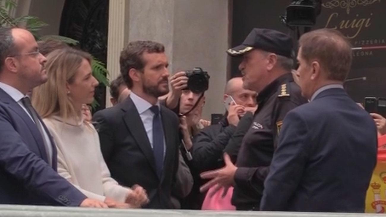 El PP pide a la Fiscalía investigar posibles vínculos de Torra y Puigdemont con los violentos