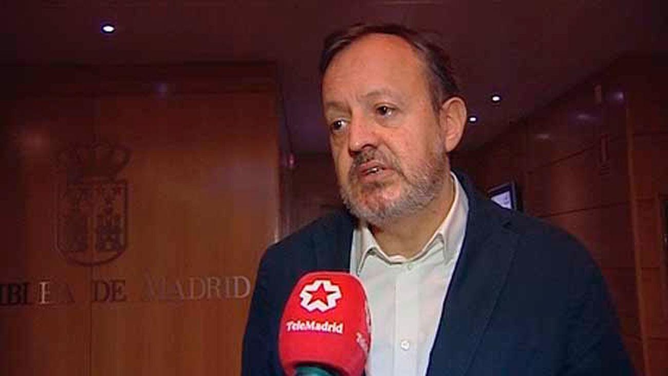 Reyero pospone temporalmente el pacto por los Menas para evitar su uso electoralista