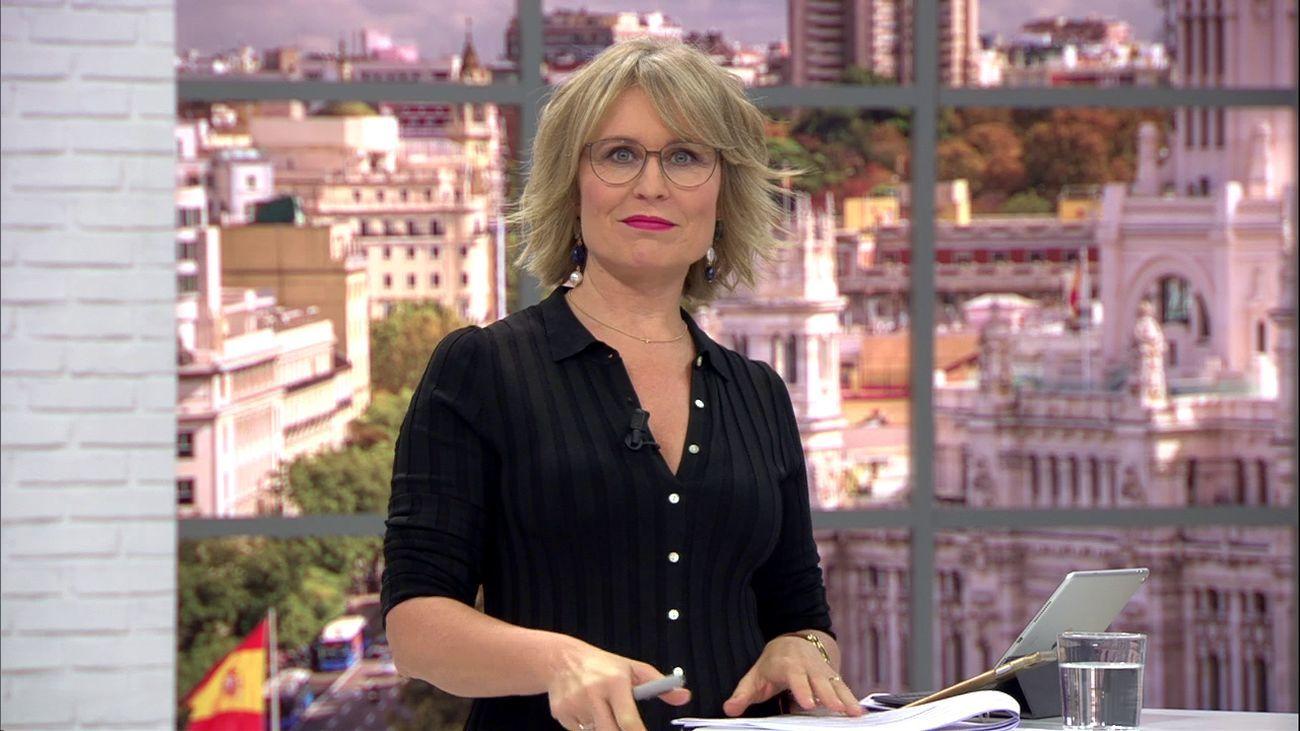 María Rey gana el premio Iris de la Academia de la Televisión a la mejor presentadora autonómica