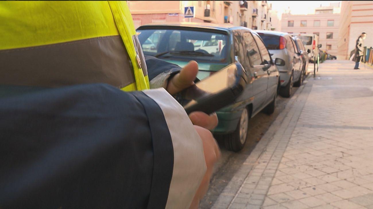 Agreden a una empleada del SER en Chamberí tras poner una multa