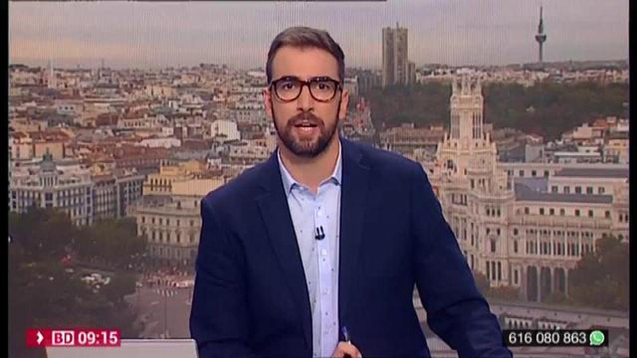 Buenos Días Madrid 22.10.2019 (8.00 - 10.30)