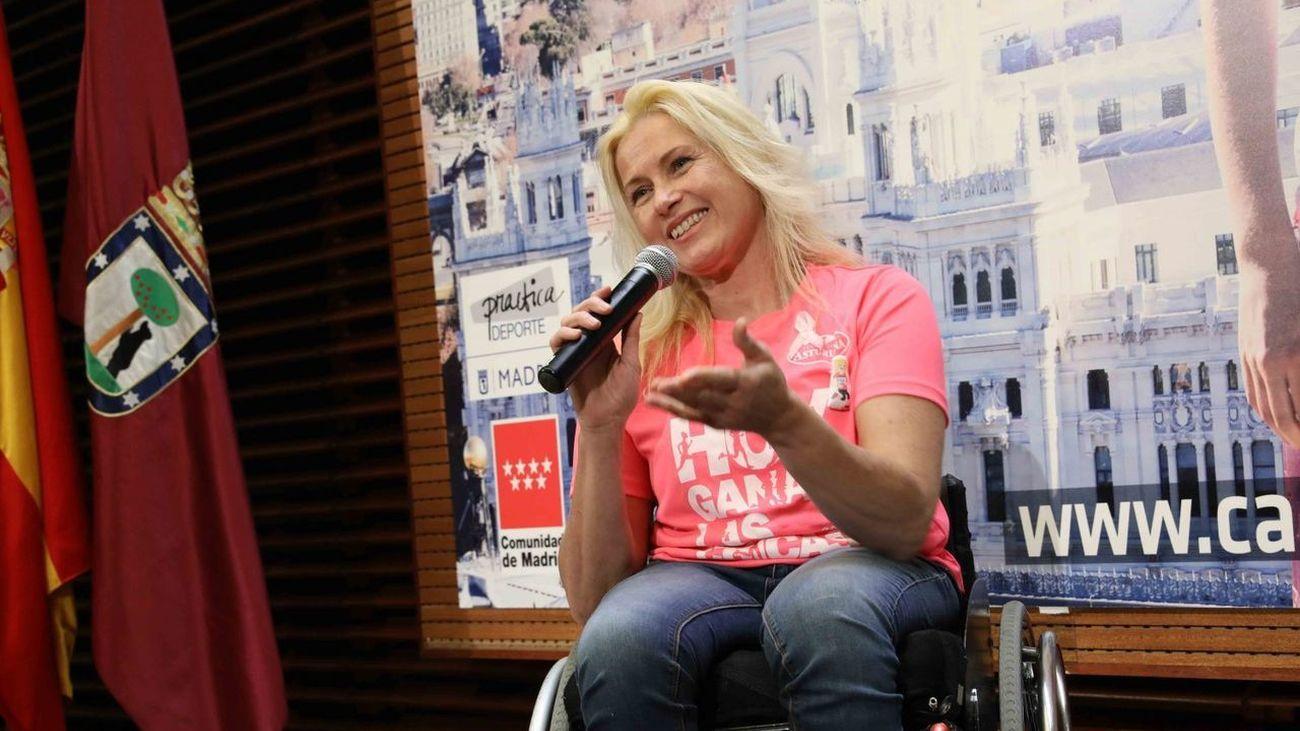 Gema Hassen-Bey y la iniciativa #MelenasPoderosas