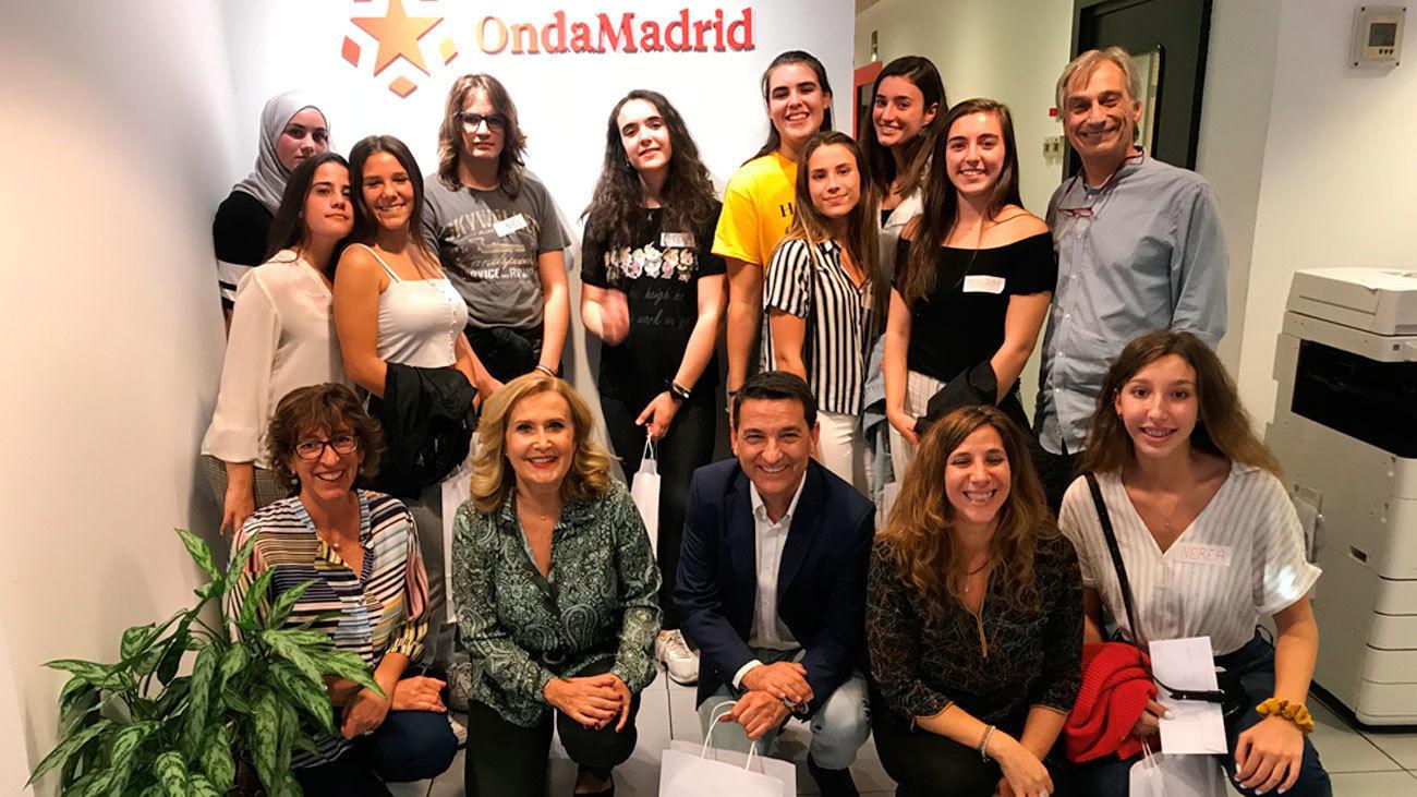 La Olimpiada del Saber: IES Las Musas vs. IES Guadarrama