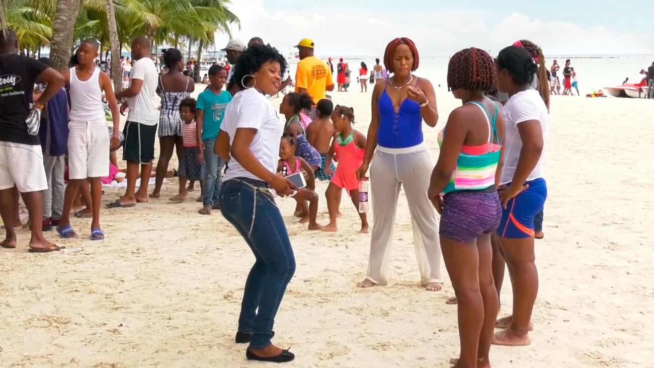 Boca Chica, la playa familiar de Santo Domingo