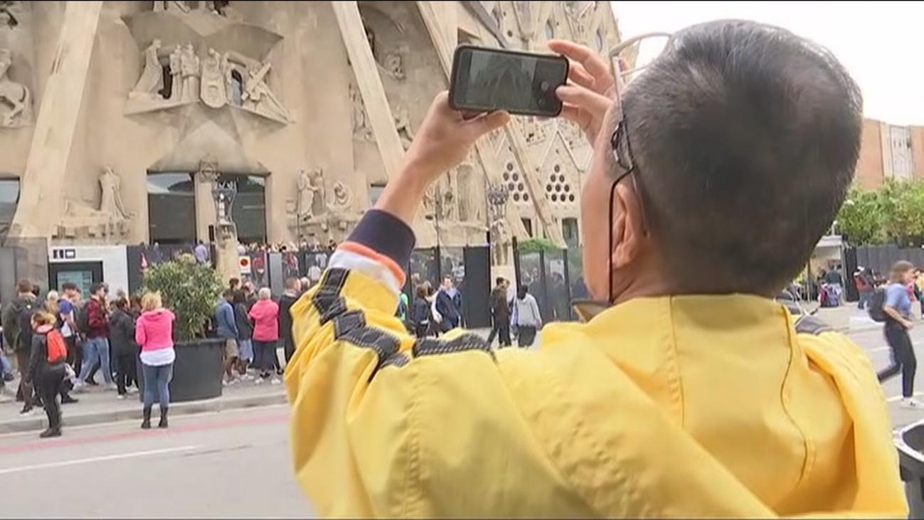 Los barrios en calma de Barcelona, en el día a día tras los disturbios