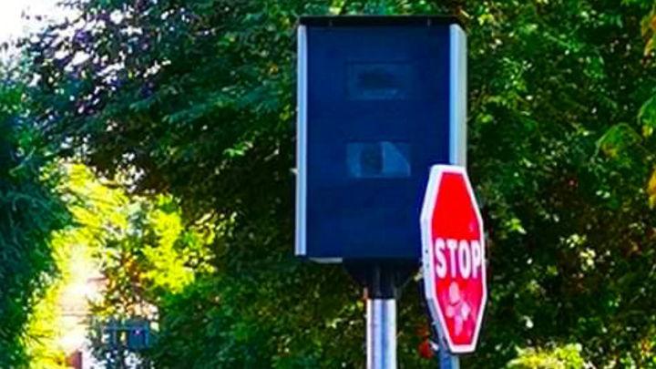 Alcalá Instala radares móviles para prevenir posibles accidentes