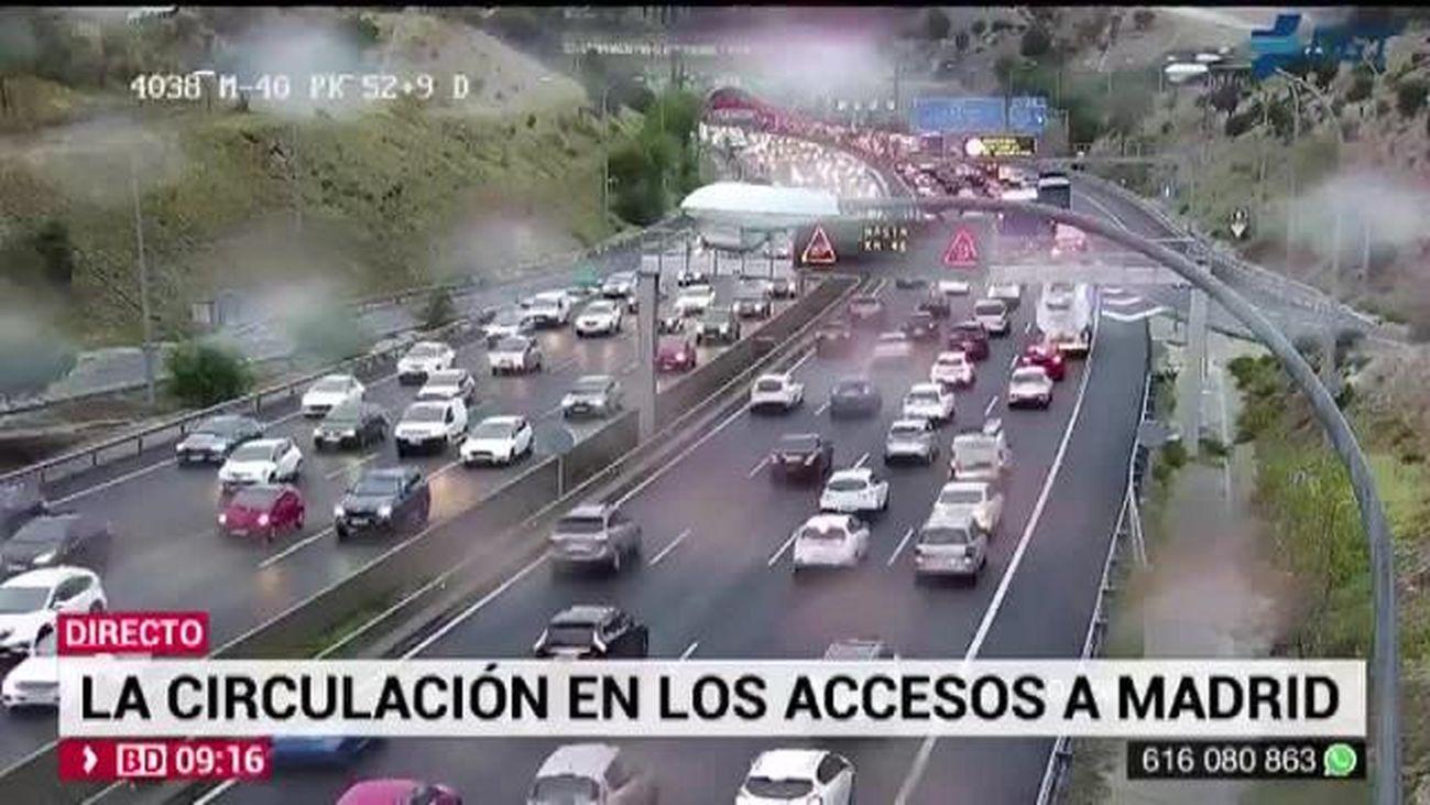 Buenos Días Madrid 23.10.2019 (8.00 - 10.30)