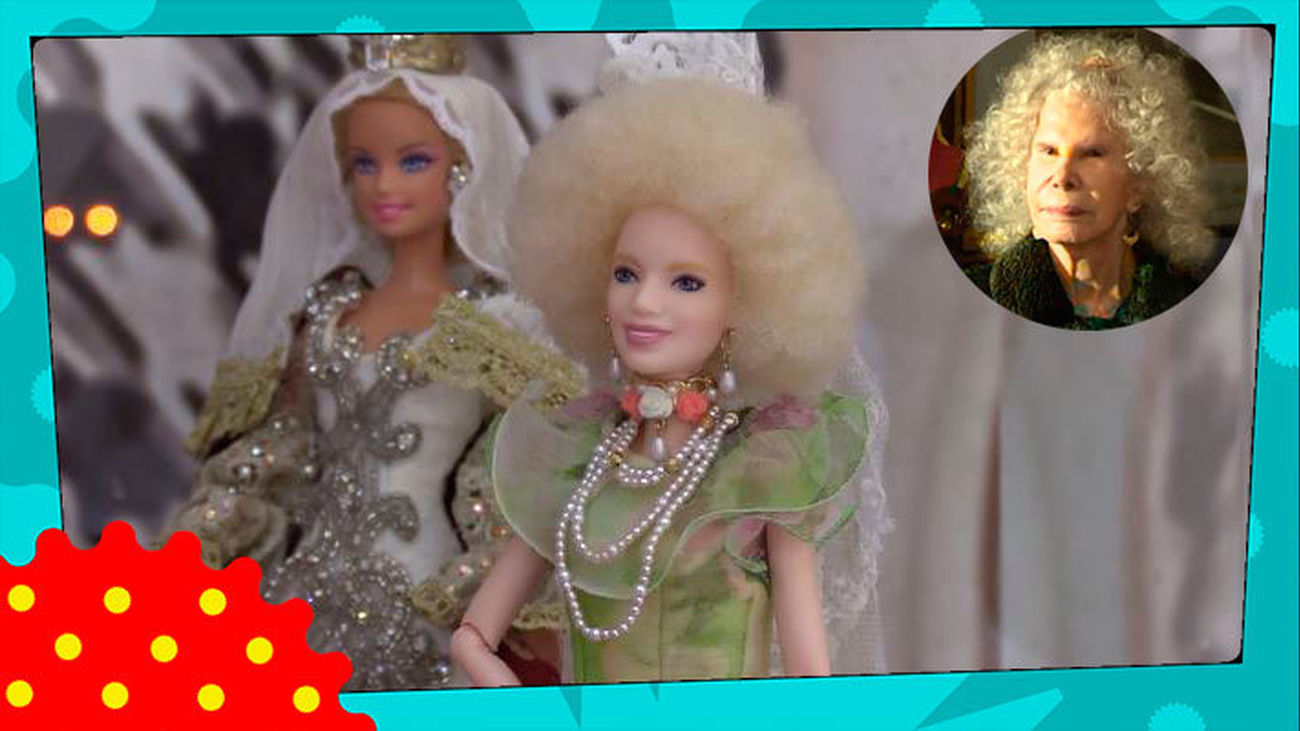 La Duquesa de Alba ya tiene su propia muñeca