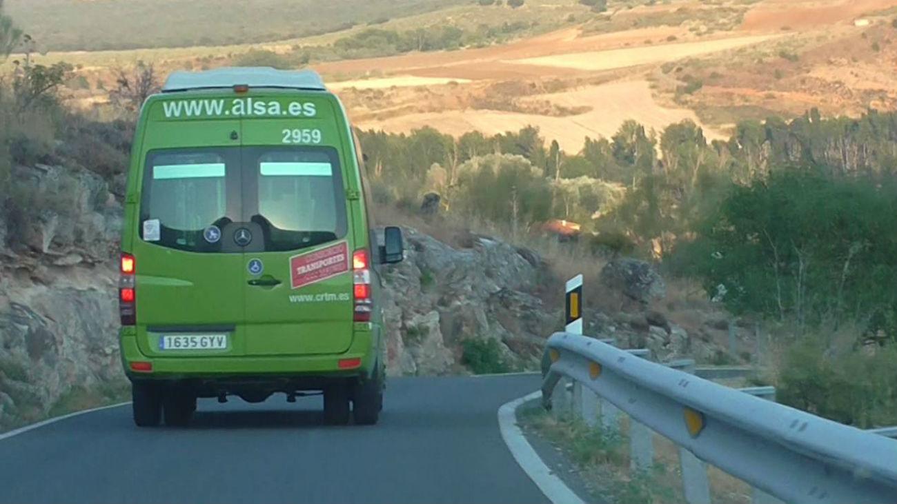 Autobuses a demanda en Torremocha, Torrelaguna, Patones, Redueña y El Atazar