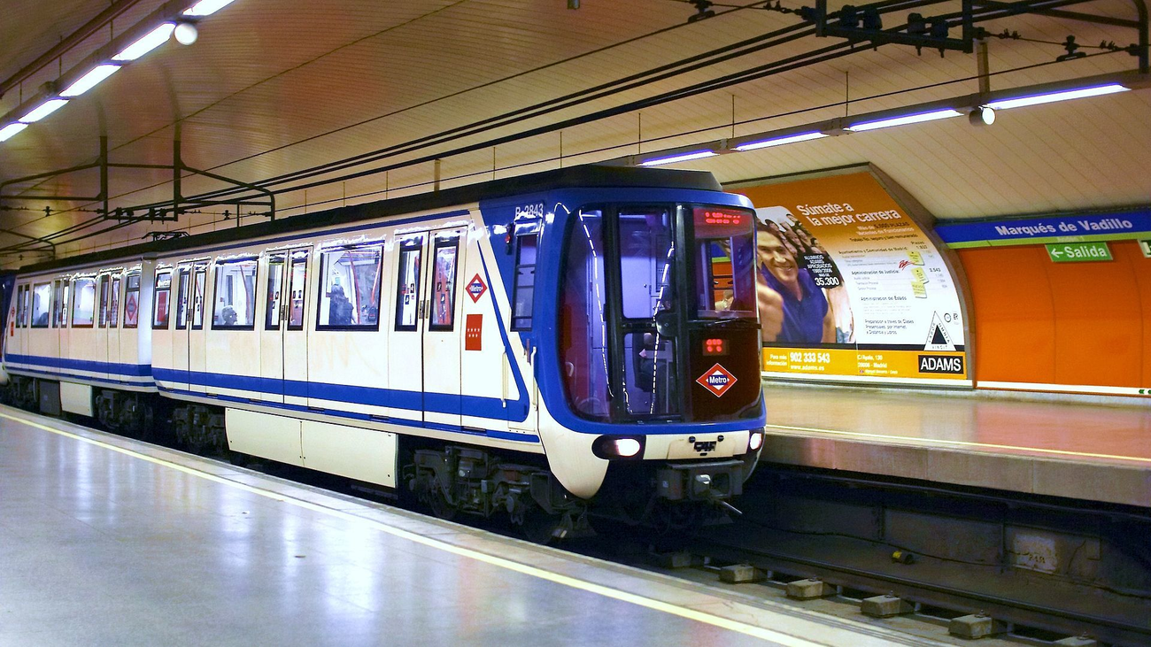 El metro de Buenos Aires demanda al metro de Madrid