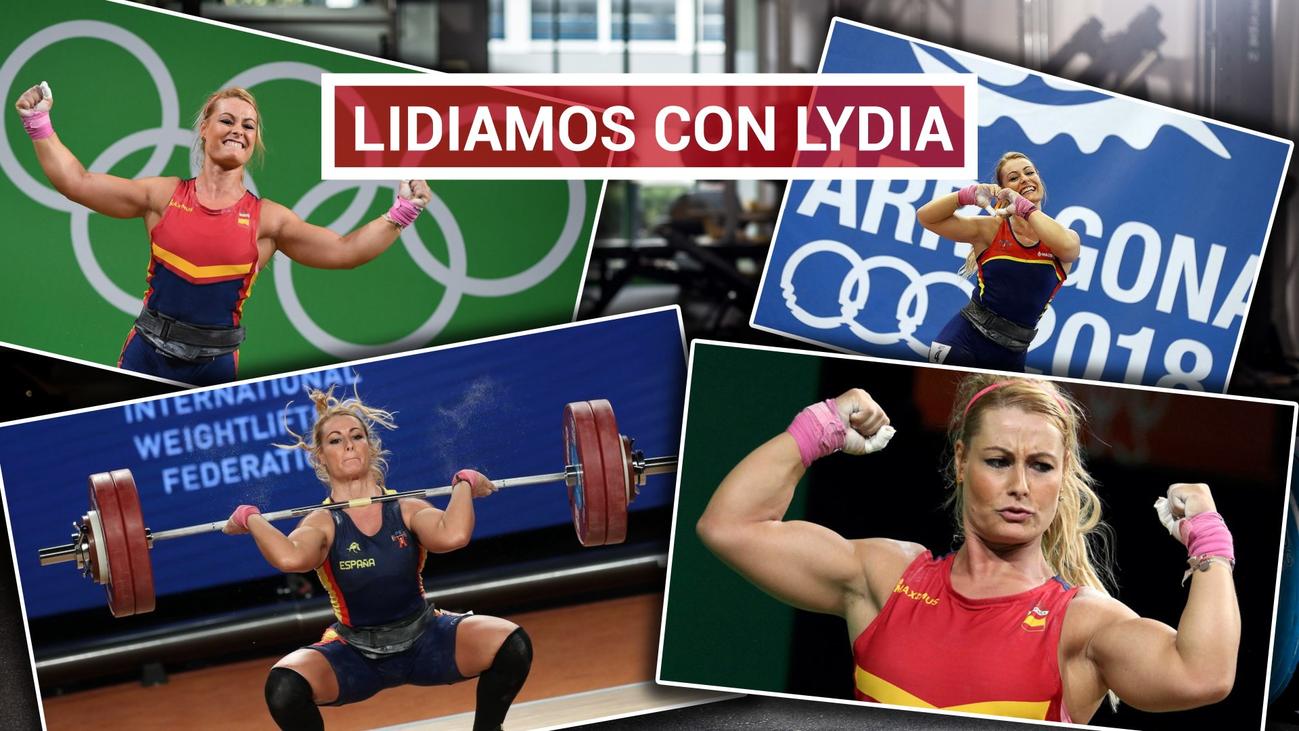 """Lydia Valentín: """"Ser la abanderada olímpica sería lo máximo"""""""