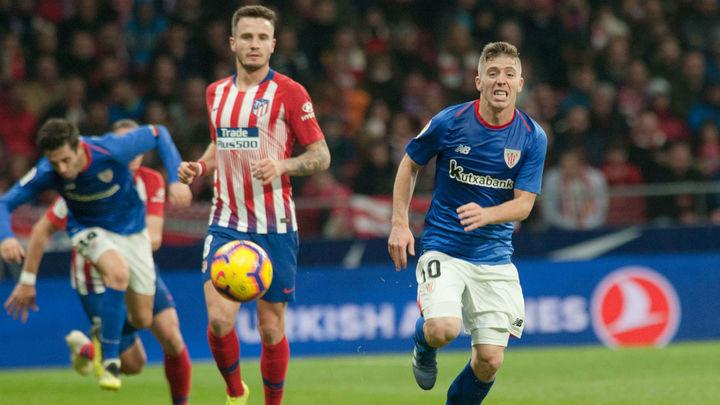 El Atlético, busca ante el Athletic  ampliar su ventaja en el liderato