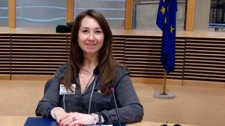 """Alexandra López-Liz: """"Veo muchísimo hartazgo en las caras de la gente en Cataluña"""""""