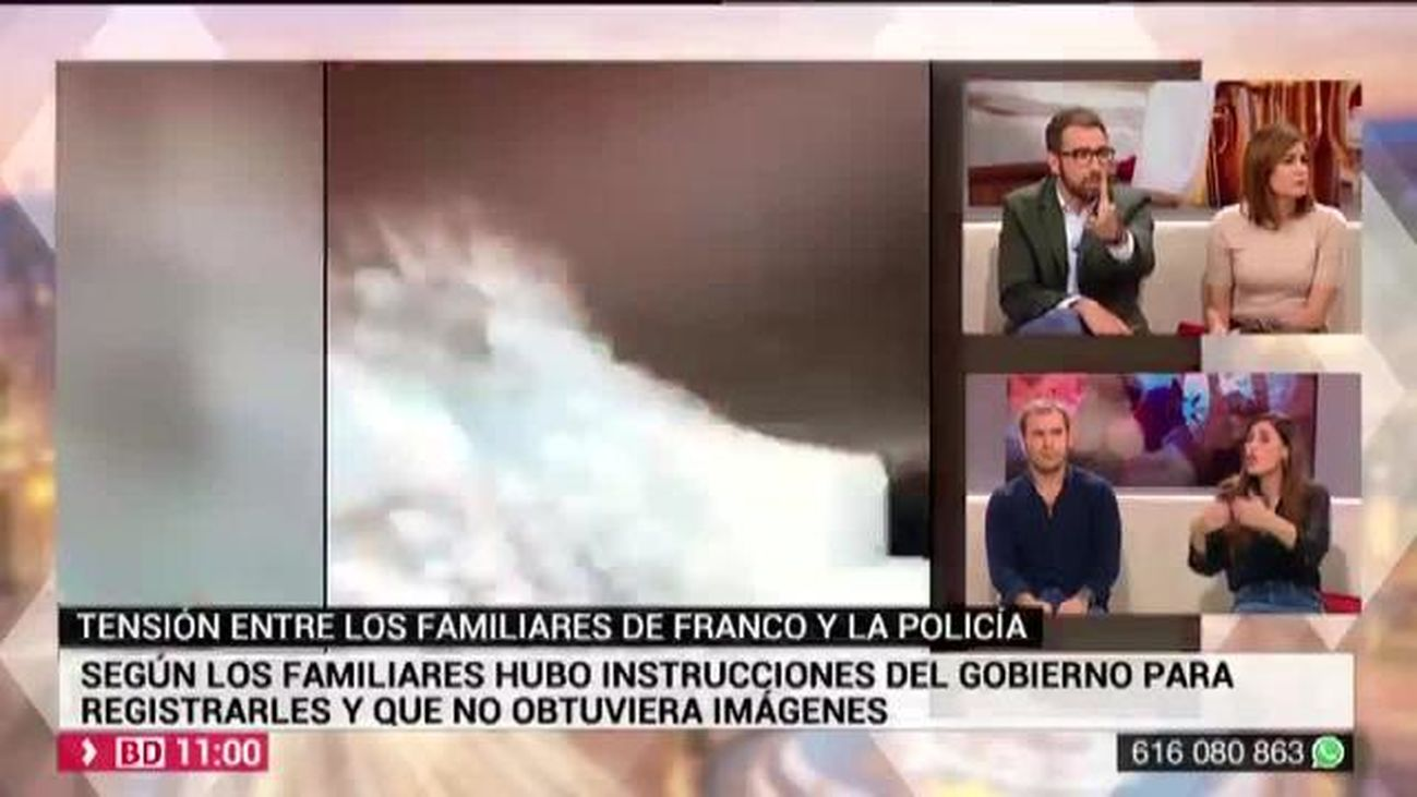 Buenos Días Madrid 25.10.2019 (10.30 - 11.30)