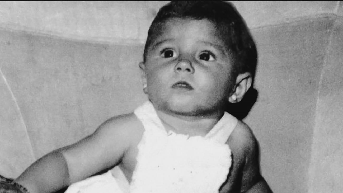 Carmina Ordóñez vivió una infancia colmada de caprichos