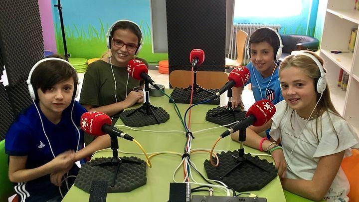 La radio del cole: Rayuela, Villanueva del Pardillo 26.10.2019