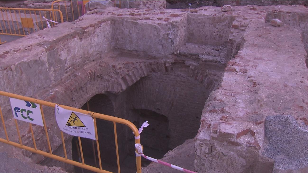 El Ayuntamiento de Madrid confía que los trabajos arqueológicos de Bailén no retrasen las obras de Plaza España