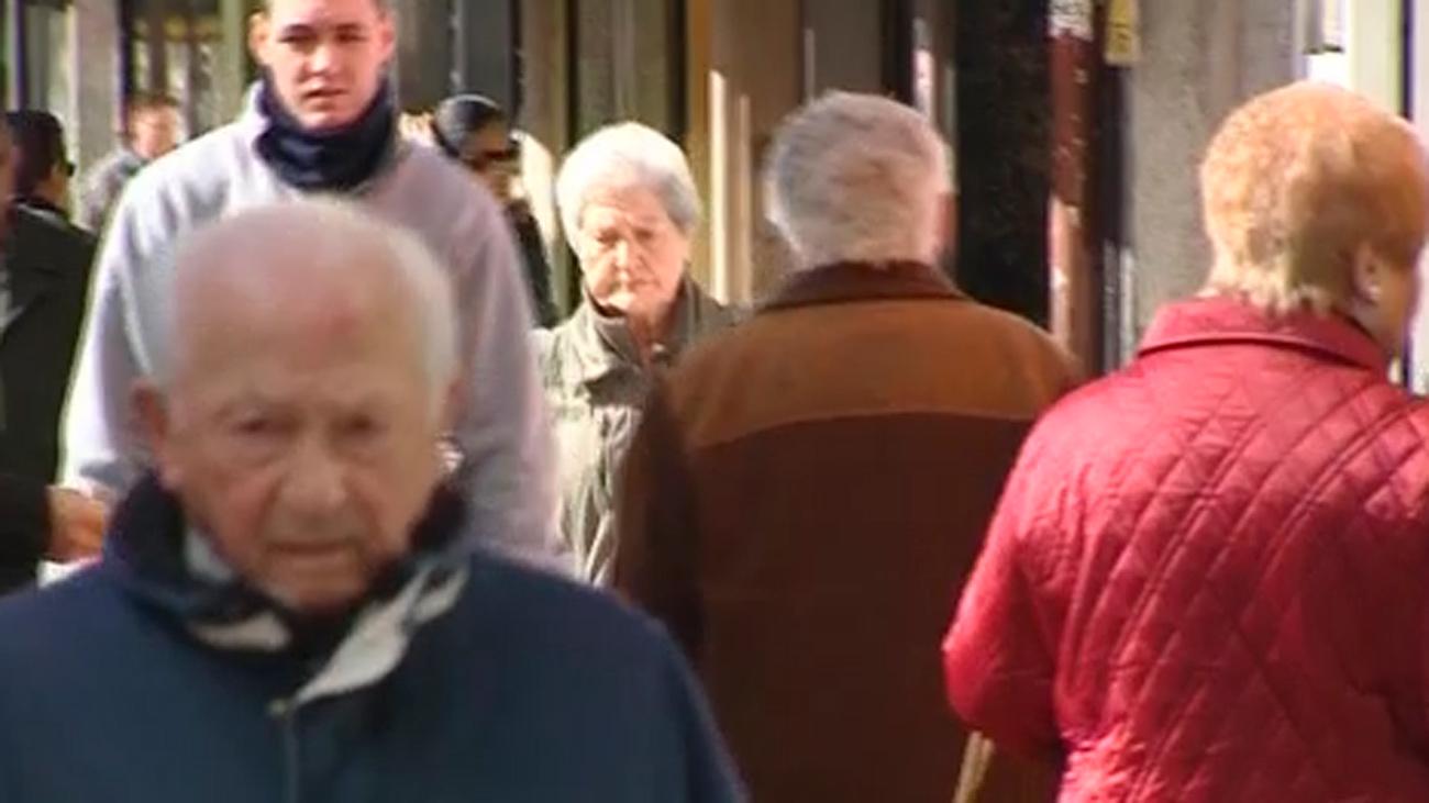 La pensión media en Madrid crece un 3,4% y sube hasta los 1.168 euros