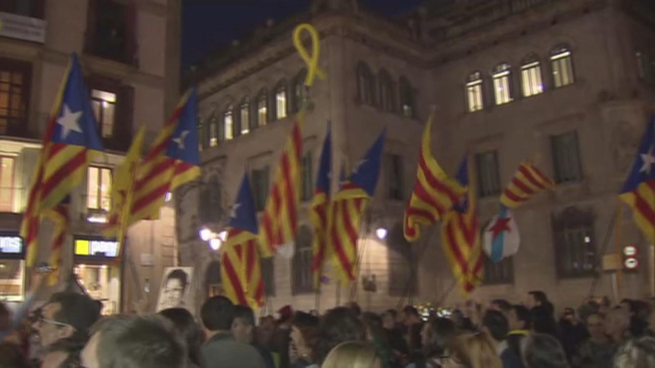 Fin de semana de manifestaciones en Barcelona