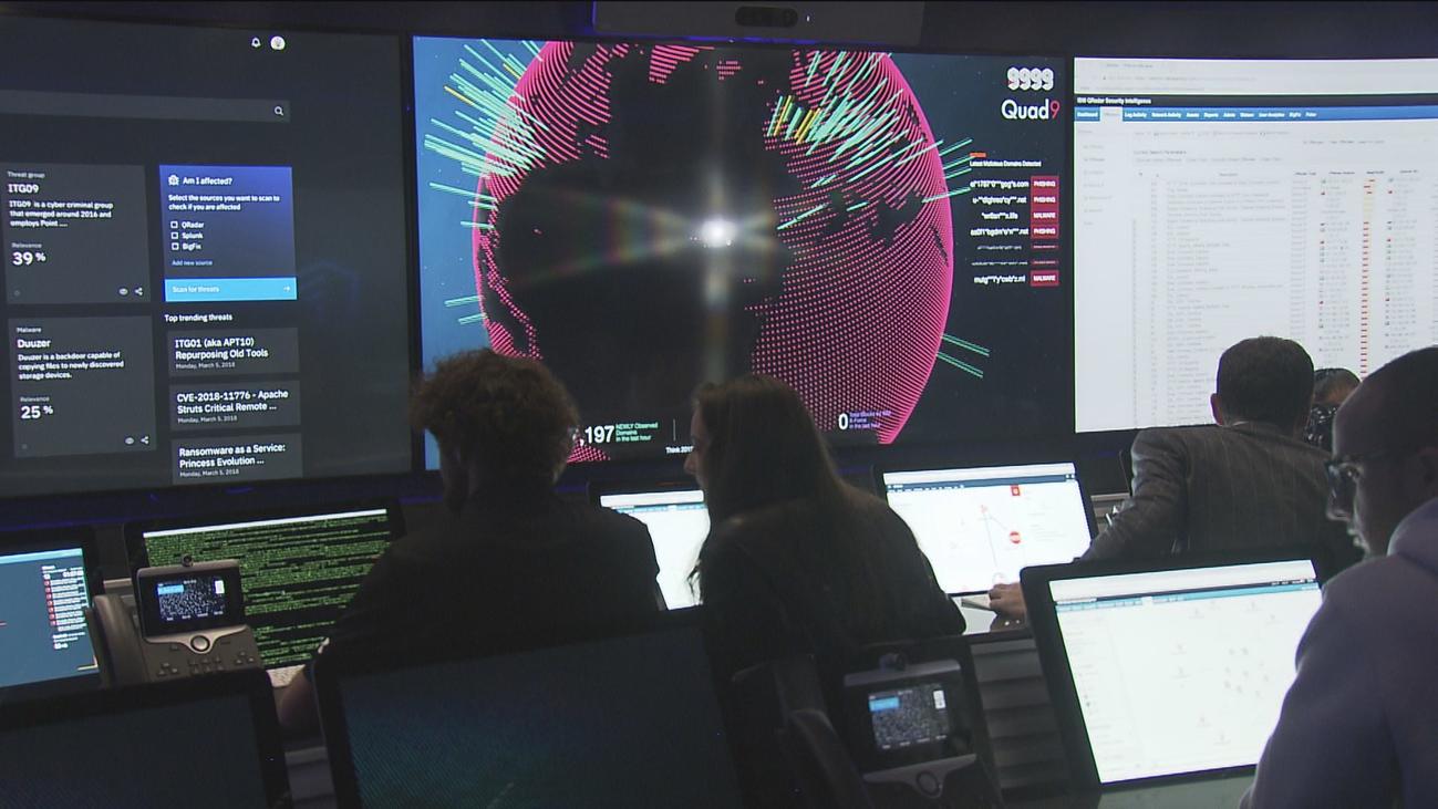 Un camión anti-hackeo recorre Europa para formar profesionales contra los ciberataques