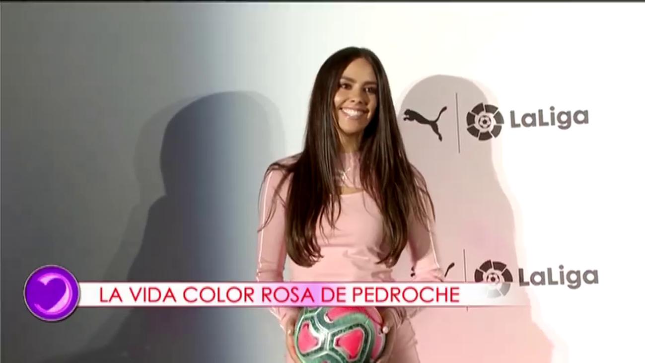 Cristina Pedroche demuestra que estilo y deporte van de la mano