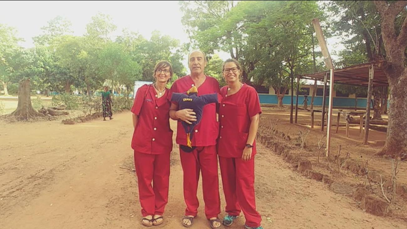 Fuenlabrada y el sur del Chad, hermanados a través de sus hospitales