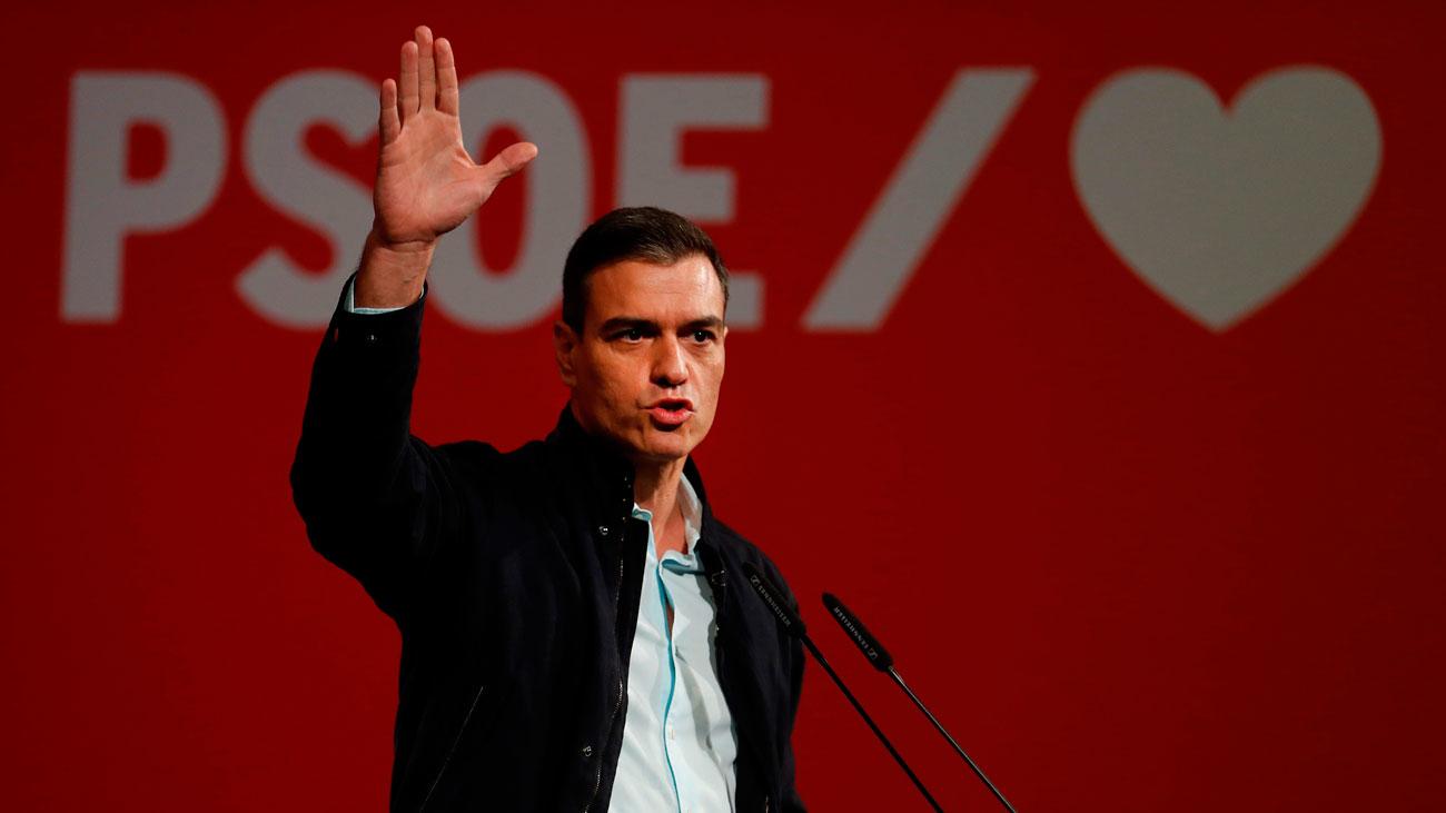 """Sánchez asegura que el Gobierno hará """"lo que tenga que hacer"""" ante el independentismo"""""""