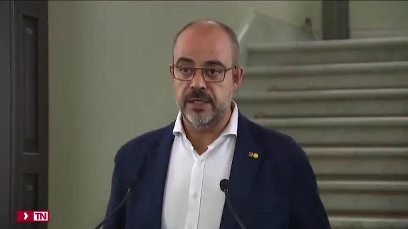 Los altercados de Barcelona se saldaron con 7 detenidos y 28 agentes heridos