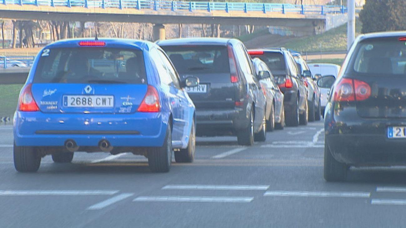 El próximo martes, el día más peligroso para ir al trabajo en coche