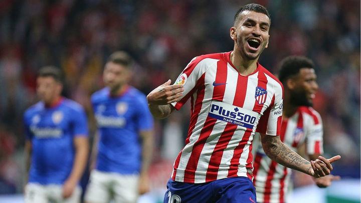 2-0. Correa y Oblak reconfortan al Atlético ante el Athletic