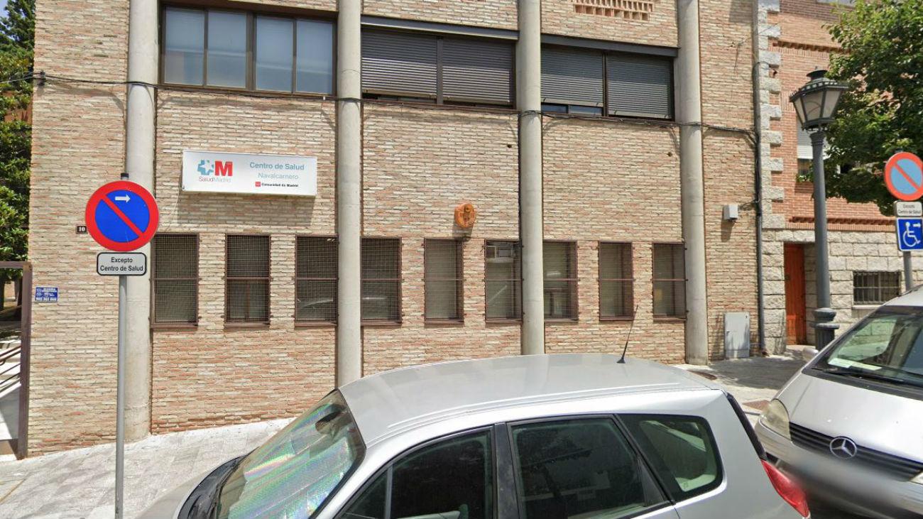 Centro de Salud de Navalcarnero