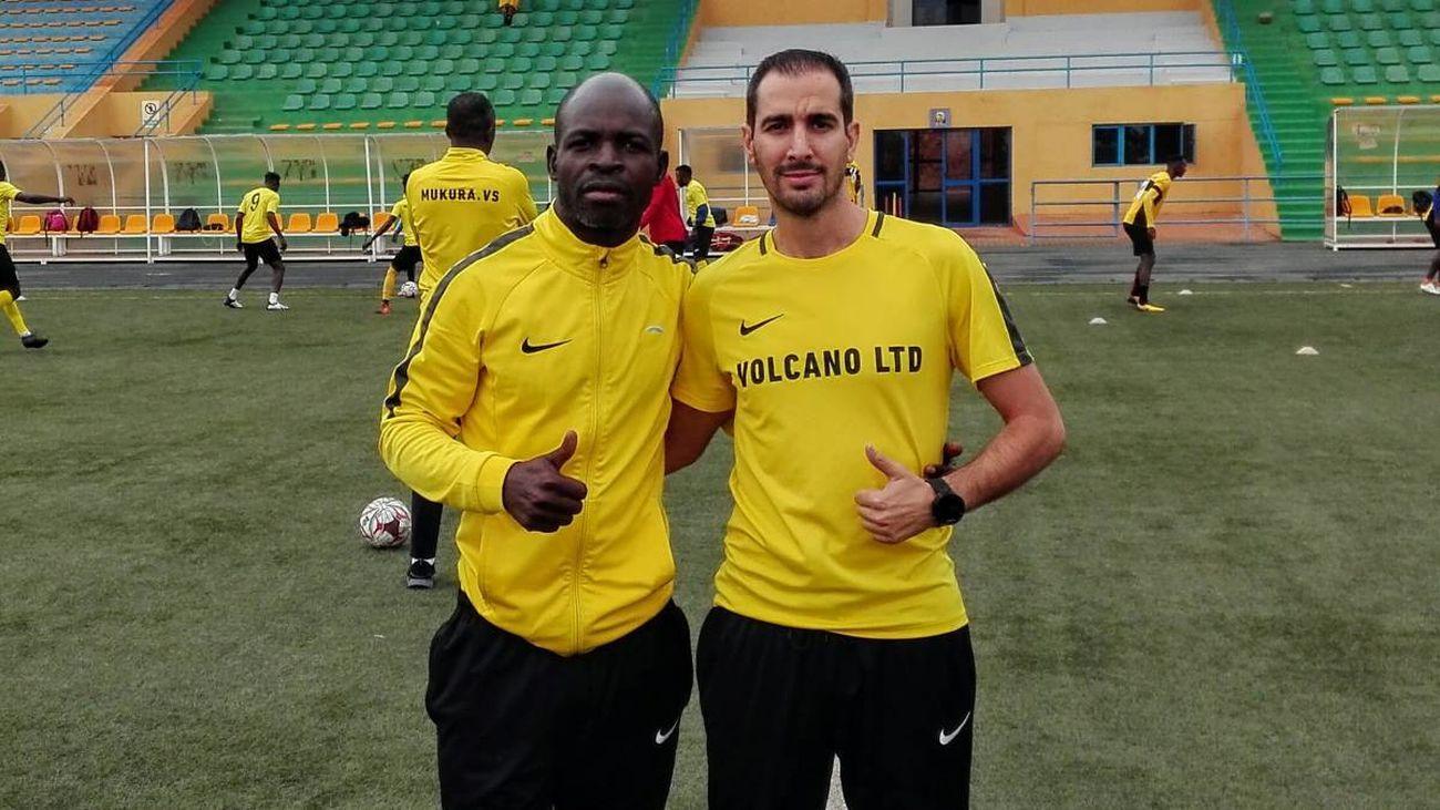 """Tony Hernández:  """"En Ruanda lo poco que tienen es para ver a su equipo"""""""