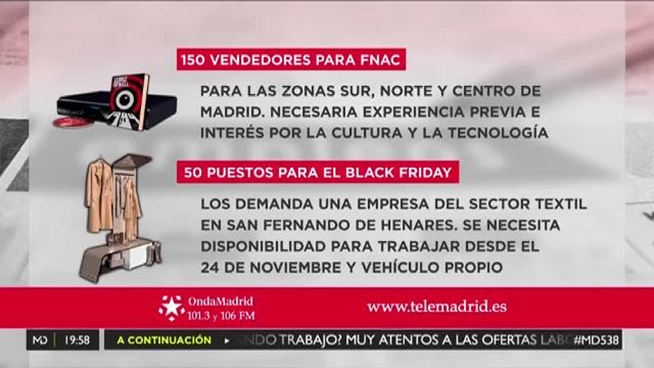 Se buscan preparadores de pedidos en San Fernando de Henares